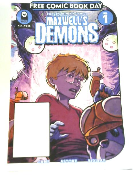 Maxwell's Demons No. 1 By Unstated