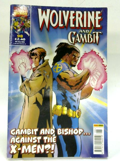 Wolverine Unleashed (Vol 1) (UK) #98 (Ref-186777833) By Anon