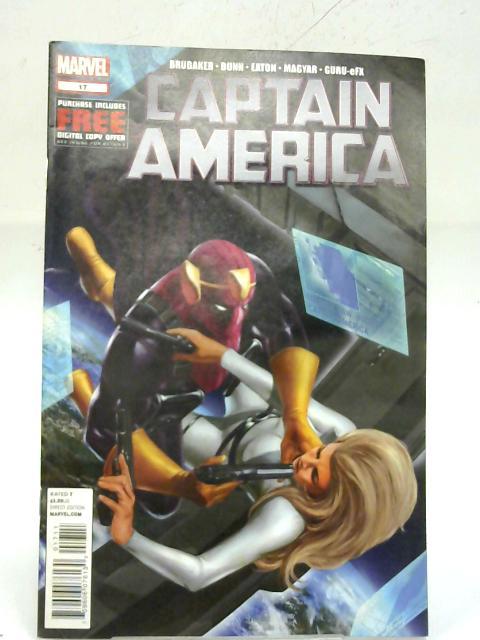 Captain America (Vol 6) #17 (Ref678106279) By Anon