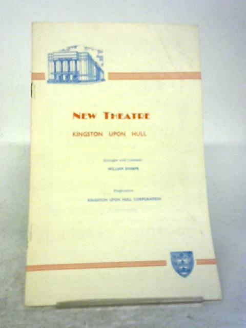 Tell-Tale Murder by Philip Weathers, New Theatre (Kingston upon Hull) Programme By Philip Weathers