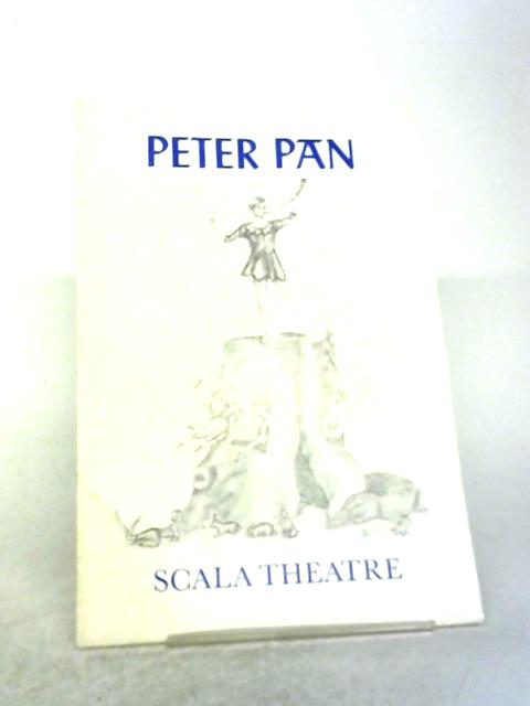 Peter Pan Scala Theatre Programme 1965 By Daniel Mayer Company