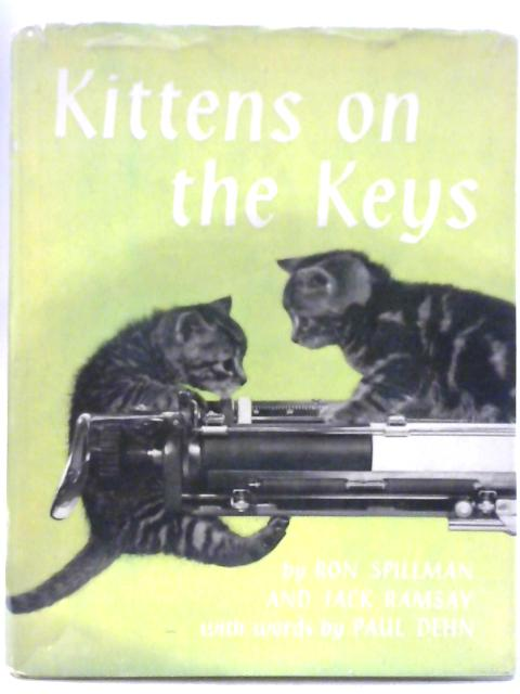 Kittens on the Keys By Ronald Spillman
