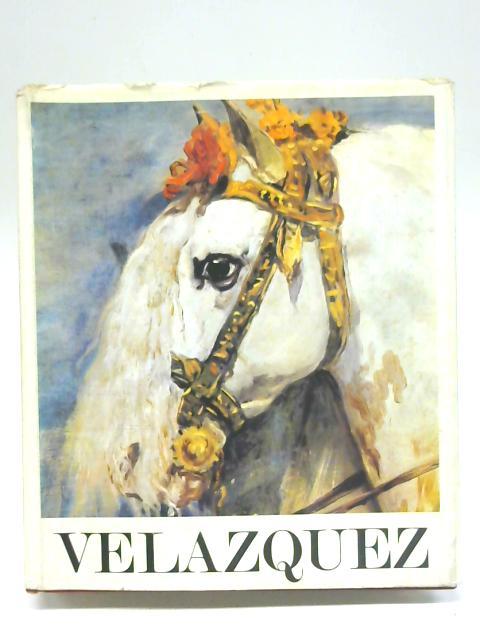 Velasquez 1599 - 1660 By Jose Gudiol