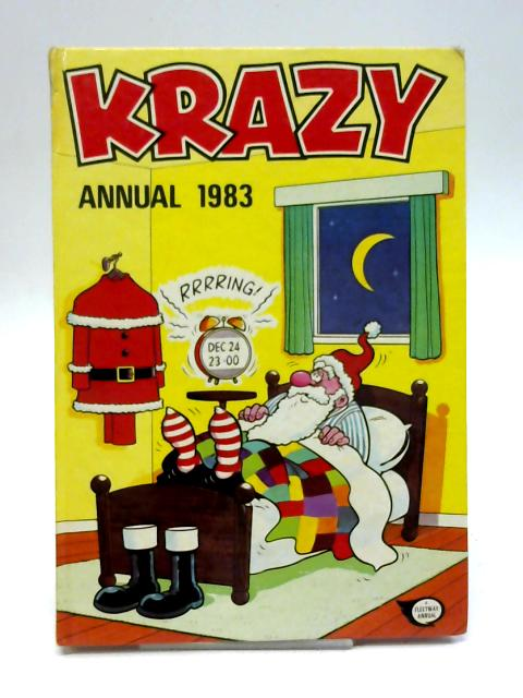 Krazy Annual 1983 By Unstated