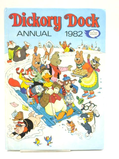 Dickory Dock Annual 1982 By Unstated