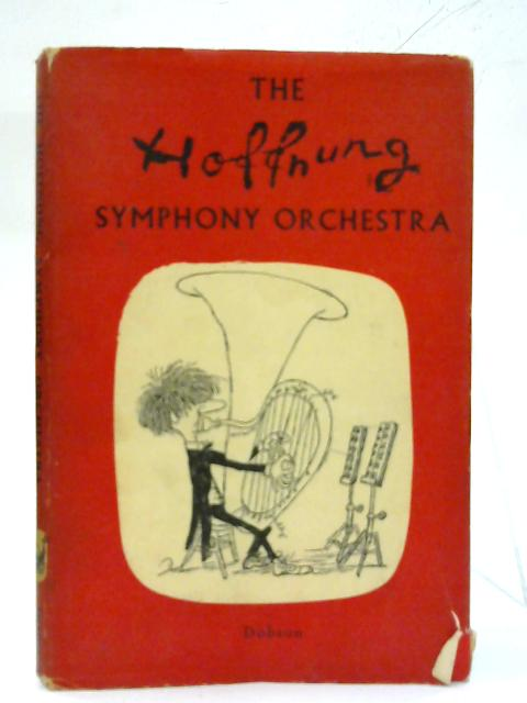 Symphony Orchestra. By Gerard Hoffnung