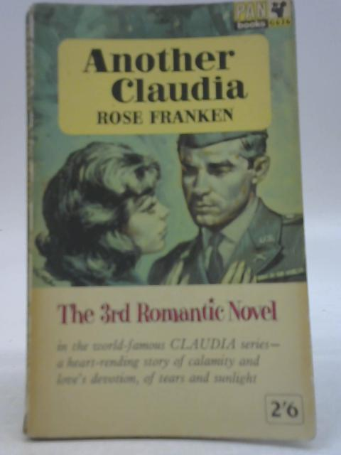 Another Claudia By Rose Franken