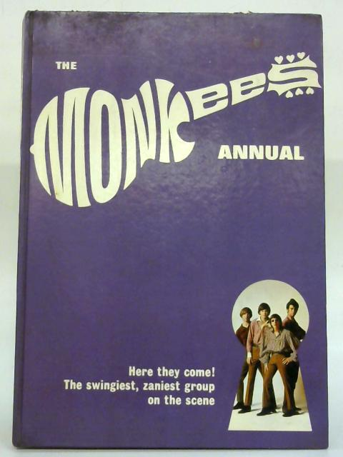 The Monkees Annual. By Anon