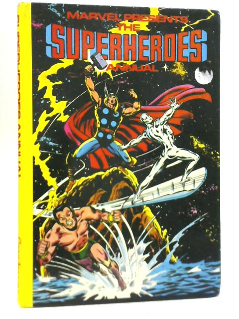 The Superheroes Annual By Various