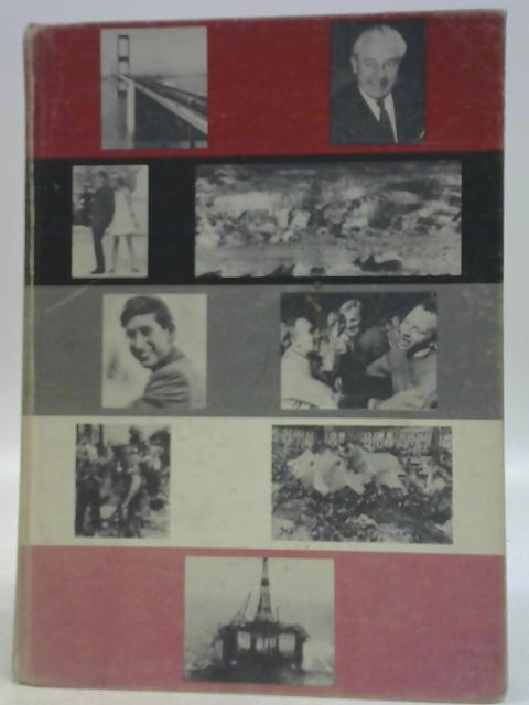 The Year Book 1967 - A Record of the Events, Developments and Personalities of 1966 By Robert H. Hill