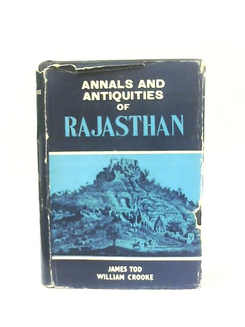 Annals and Antiquities of Rajasthan - Volume III By James Tod