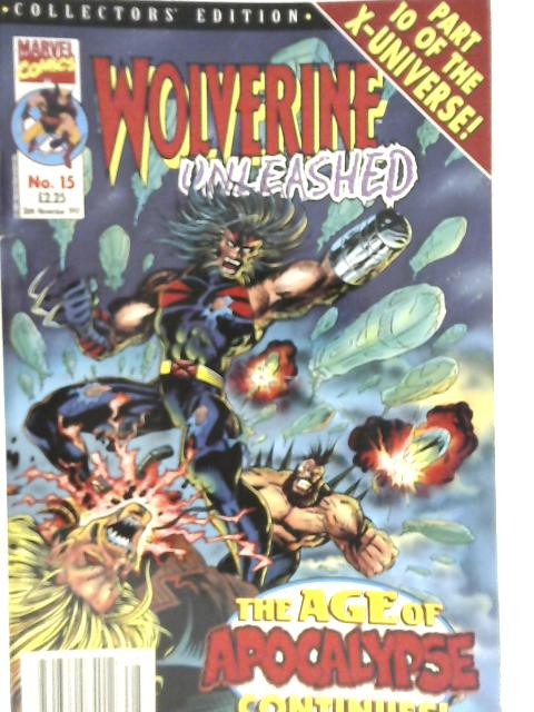 Wolverine Unleashed No. 15 November 1997 By Various