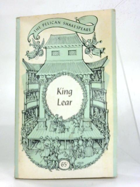 King Lear. By William Shakespeare