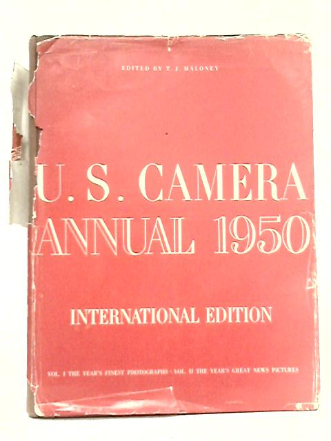 U.S. Camera Annual 1950 By Tom Maloney