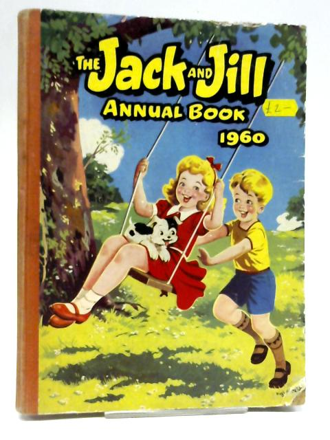 Jack and Jill Book 1960 (Annual)