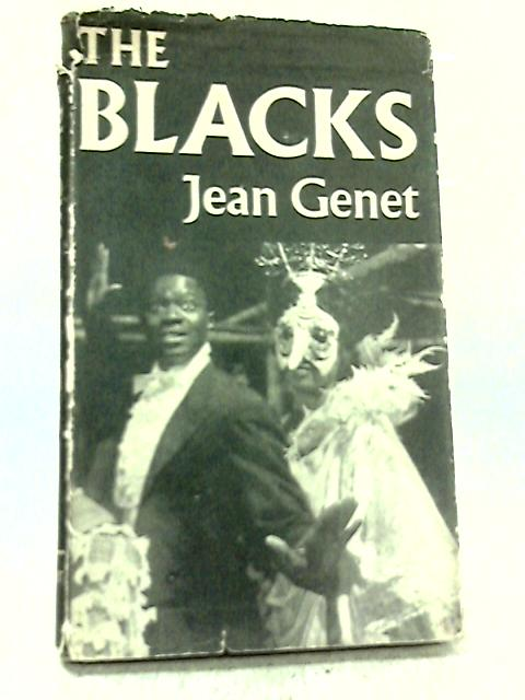 The Blacks, A Clown Show By Jean Genet