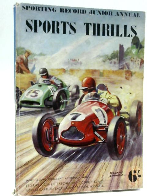 Sports Thrills- Sporting Record Junior Annual