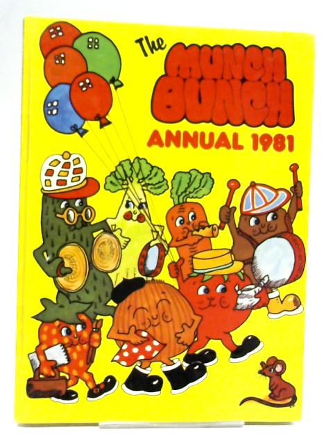 The Munch Bunch Annual 1981