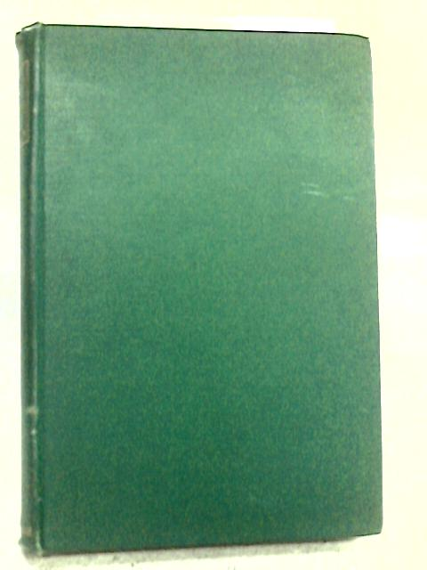 The Life of Charlotte Bronte By Mrs Gaskell