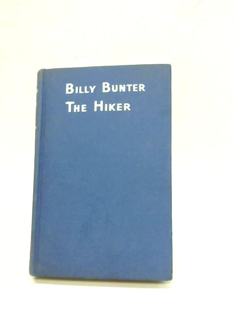 Billy Bunter The Hiker By Frank Richards