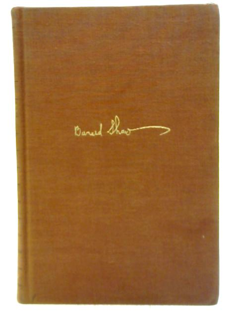 Bernard Shaw Complete Plays with Prefaces Vol III By Bernard Shaw
