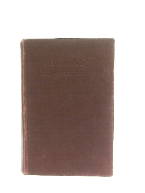 The Kilmarnock Edition of the Poetical Works of Robert Burns By W. S. Douglas