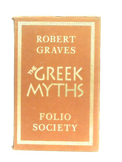 The Greek Myths Volume I & II By Robert Graves