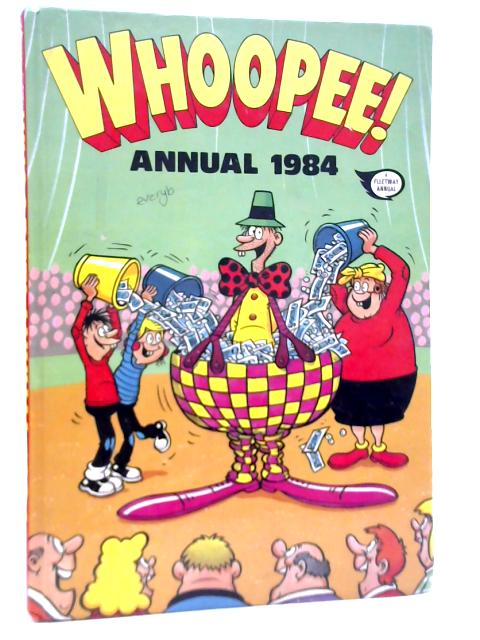 Whoopee! Annual 1984 By Unstated