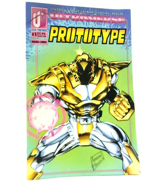 Ultraverse Prototype, Vol. 1 No.1 By Various