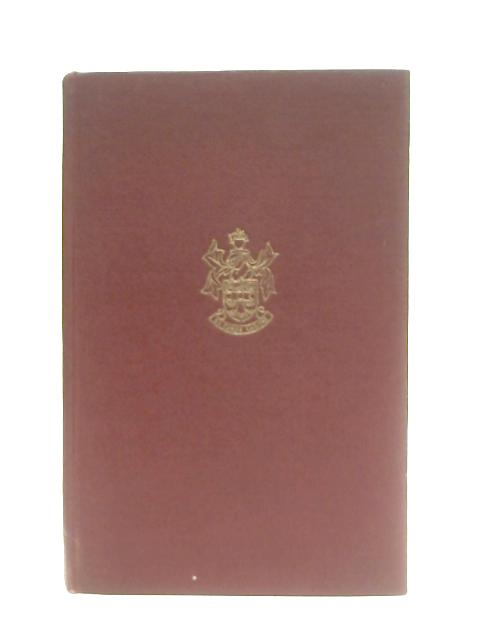 The Watsonian 1904-1954, A Jubilee Volume By Hector L. Waugh (Ed.)