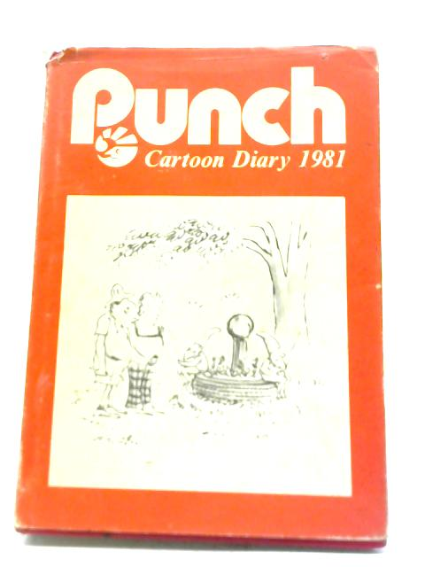 Punch Cartoon Diary 1981 By Unknown