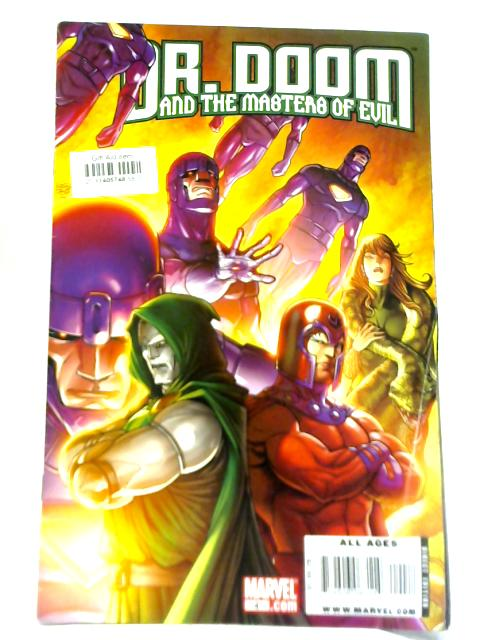 Doctor Doom and The Masters of Evil No.4 By Various