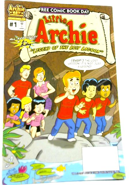 Free Comic Book Day: Little Archie - Legend of the Lost Lagoon #1 By Bob Bolling
