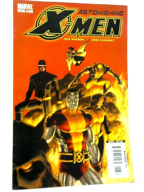 Astonishing X-men Vol 3 #13 By Joss Whedon & John Cassaday