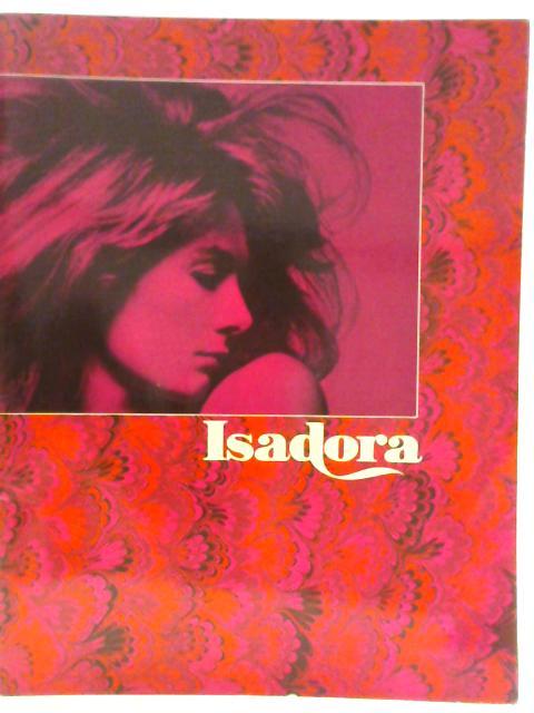 Isadora: Film Souvenir Brochure By Ian Rothman