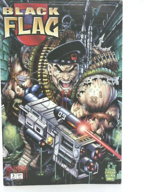 Black Flag Vol 1 No 3 February 1995 By Various