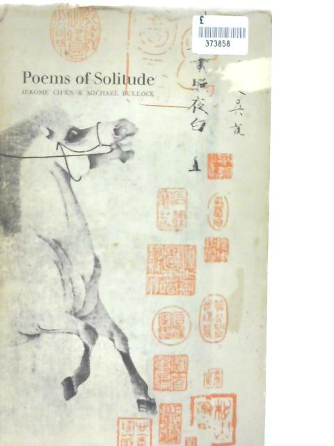 Poems of Solitude By Various Authors