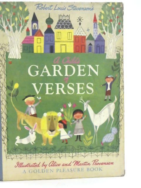 A Child's Garden of Verses By Stevenson Robert Louis