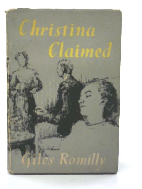 Christina Claimed By Giles Romilly