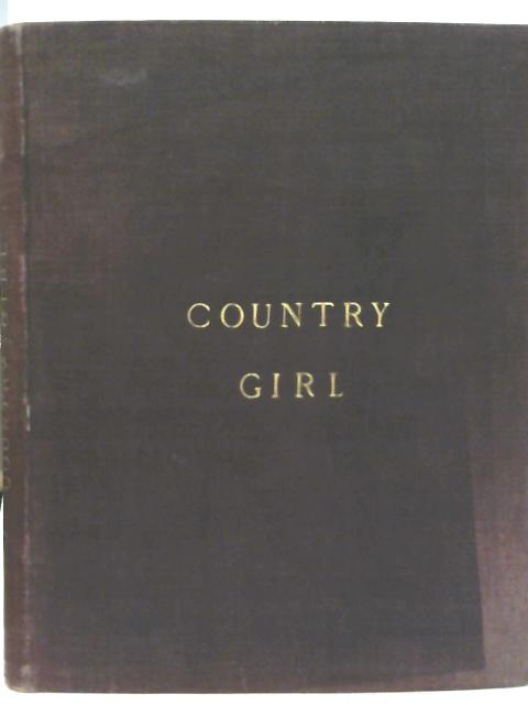 A Country Girl By Lionel Monckton