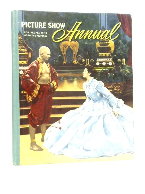 Picture Show Annual 1957 By Amalgamated Press