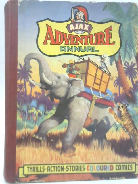 Ajax Adventure Annual By Various