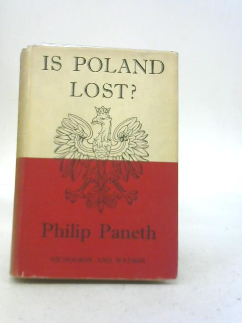 Is Poland Lost? By Philip Paneth