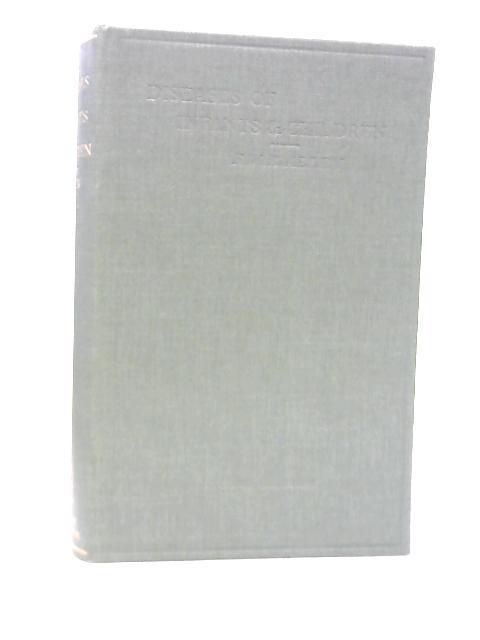 Handbook Diseases Infants Children By F M B Allen