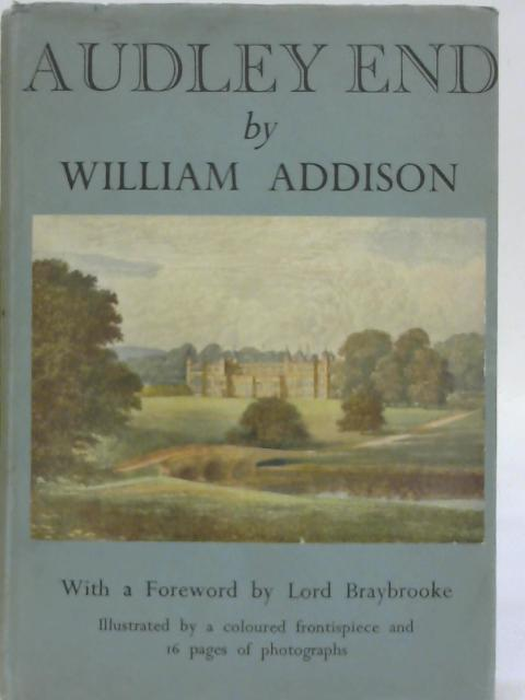 Audley End By William Addison