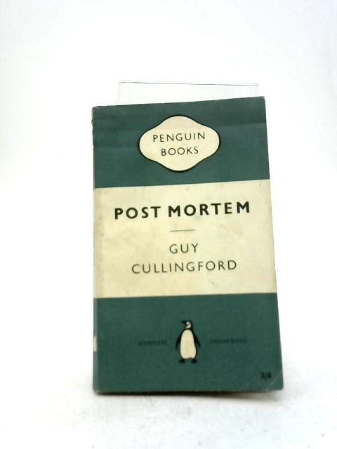 Post Mortem By Guy Cullingford
