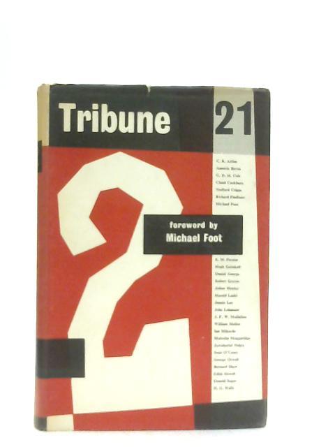 Tribune 21 By Elizabeth Thomas