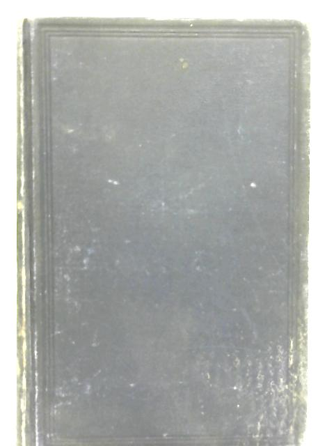 The Opticians Manual Vol 2: A Treatise on the Science and Practice of Optics By C. H Brown