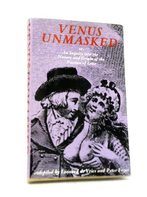 Venus Unmasked By Leonard De Vries & Peter Fryer