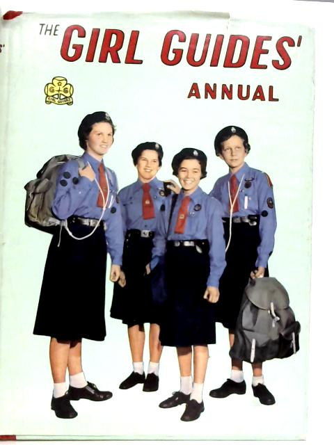 The Girl Guides' Annual 1959 By Various